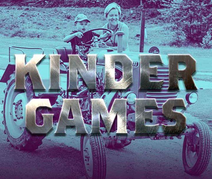 Kinder Team-Games